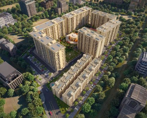 Oxirich Sunskriti Phase-II, Bhiwadi - 1BHK & 2BHK Apartment