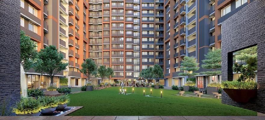 Vandemataram Mahadev Lily, Ahmedabad - 2 & 3 BHK Apartment