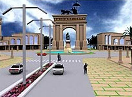 Ansals Sushant City, Jaipur - Beautiful Landscaped Township