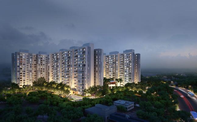 DN Fairytale, Bhubaneswar - 2 & 3 BHK Apartment