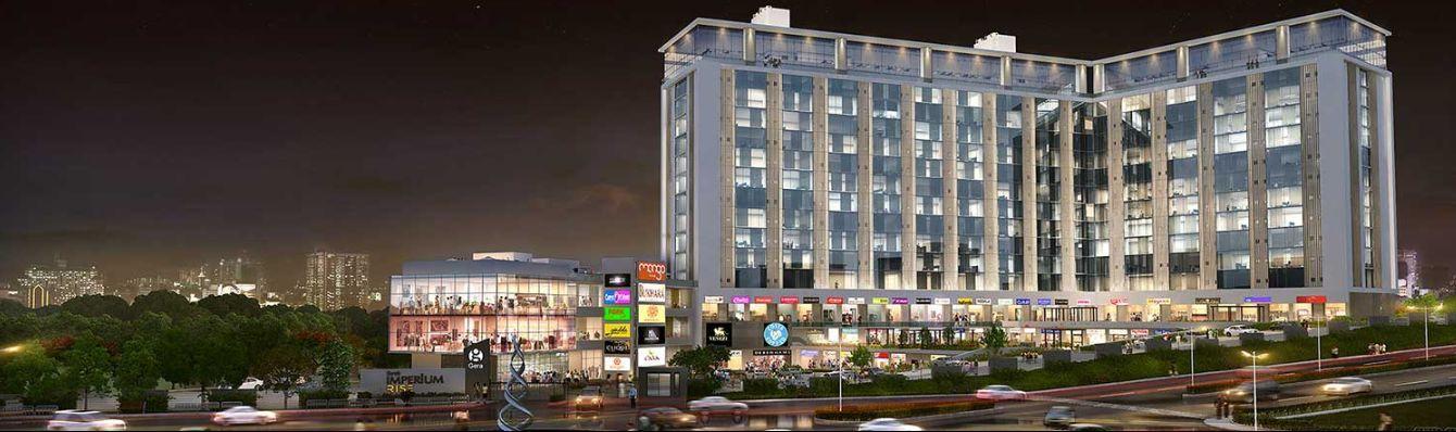 Gera's Imperium Rise, Pune - Shop & Office Space