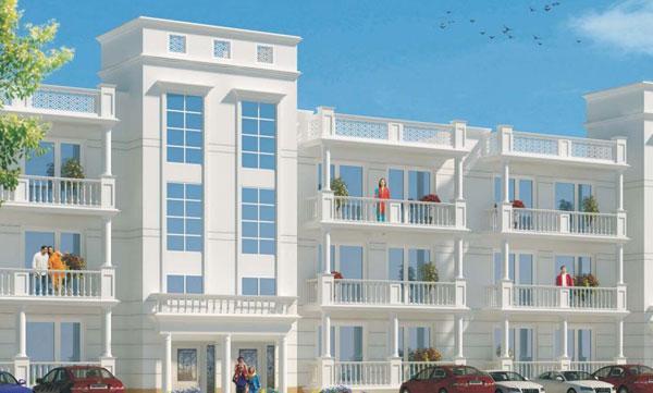 Hyde Park Terraces, Chandigarh - 3BHK Villas