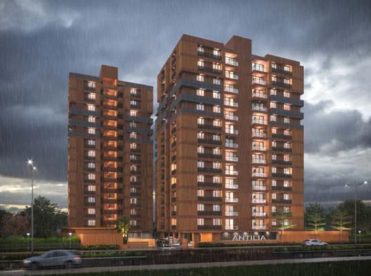Gunatit Antilia, Ahmedabad - 3 BHK Apartment
