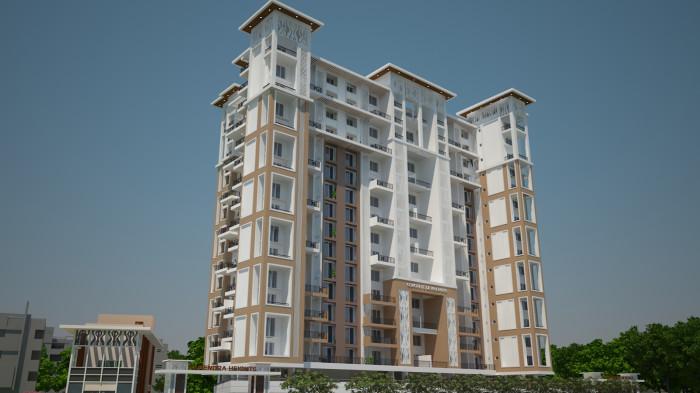 Narendra Heights, Nagpur - 2 BHK Apartment