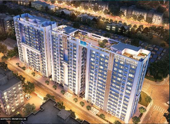 Man Aaradhya Nine, Mumbai - 1/2/3 BHK Apartments