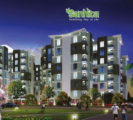 Sanhita Satuli, Kolkata - 1/2/3 BHK Apartments
