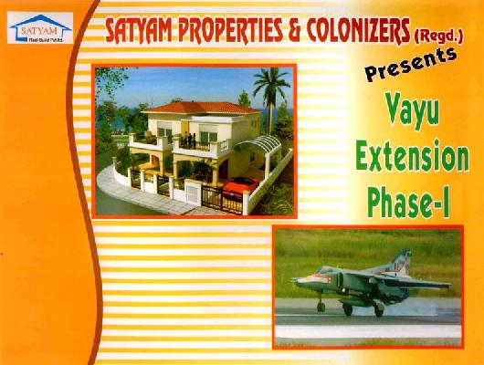 Vayu Extension Phase 1, Ghaziabad - Residential Plots