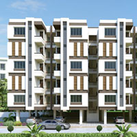 Dream Crystal Flats - Manjalpur, Vadodara