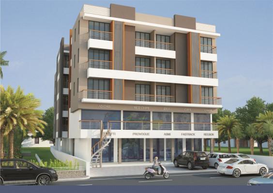 Sanskruti Aangan, Valsad - 2 BHK Apartment