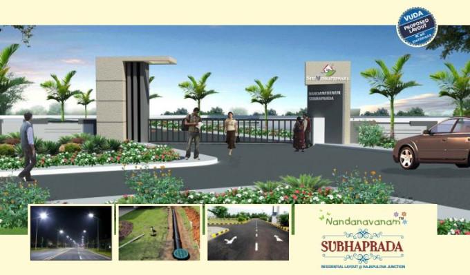 Nandanavanam Subhaprada, Visakhapatnam - Residential Plot