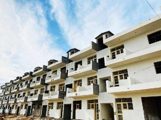 Seerat Homes, Dera Bassi - 2 BHK Apartment