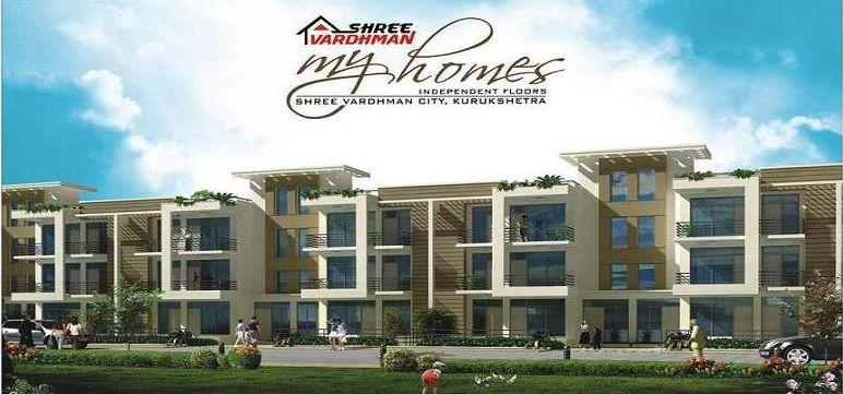 Shree Vardhman, My Homes, Kurukshetra - 3 BHK Apartment