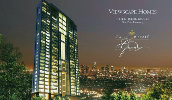 Castel Royale Grande, Pune - 3/4 BHK Fine Residency