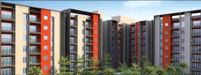 Casagrand Tudor, Chennai - 2/3/4 BHK Apartment