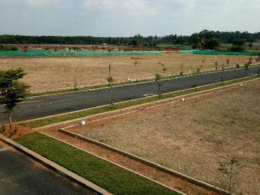 Vinra Oasis, Bangalore - Residential Plot
