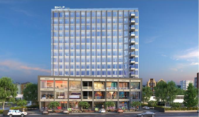 Shilp Epitome, Ahmedabad - Shop & Office Space