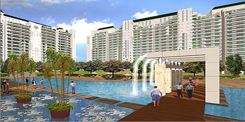 DLF The Aralias, Gurgaon - 4 BHK Super Luxury Condominium