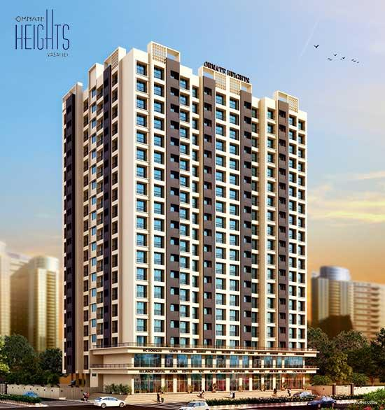 Ornate Heights, Thane - 1/2 BHK Apartments