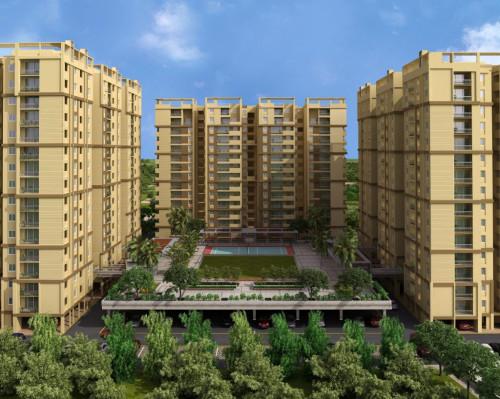 Pacifica Aurum-Happiness Towers, Chennai - 2/3/4 BHK Apartment