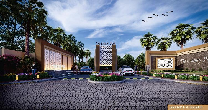 The Century Park, Jaipur - 1/2/3 BHK Apartment