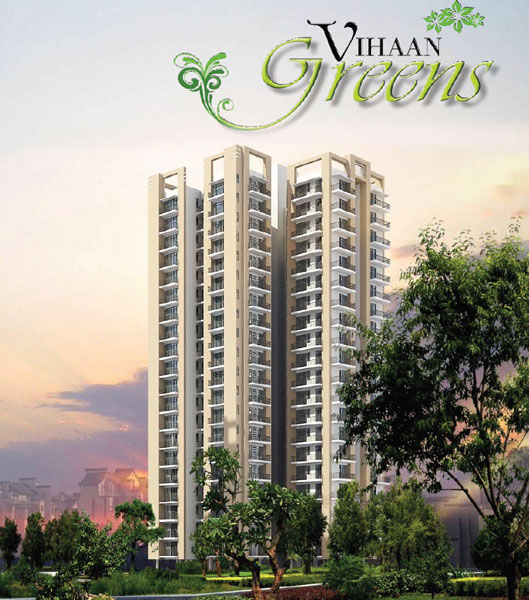 Vihaan Greens, Greater Noida - 2/3/4 BHK Apartments