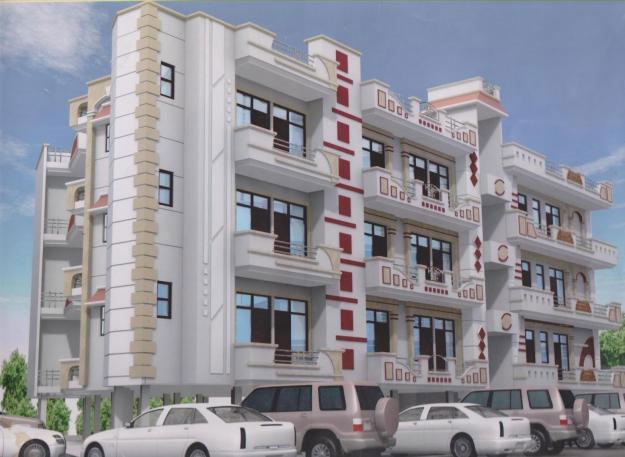 DLF Ankur Vihar, Ghaziabad - 1BHK & 2BHK Apartments