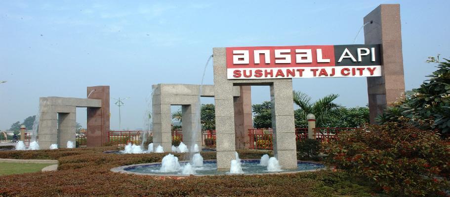 Sushant Taj City, Agra - Beautiful Residential Land