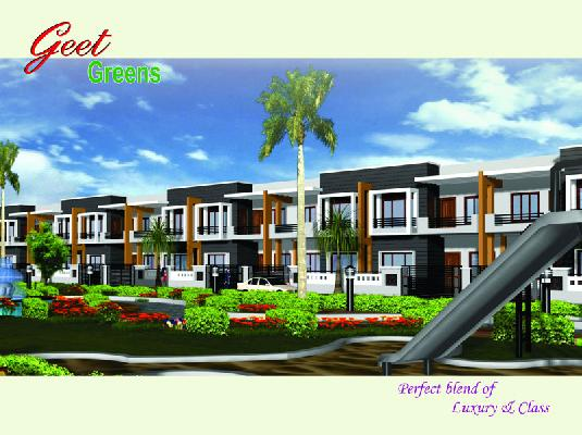 Geet Greens, Bhopal - Luxurious Duplex Bungalows