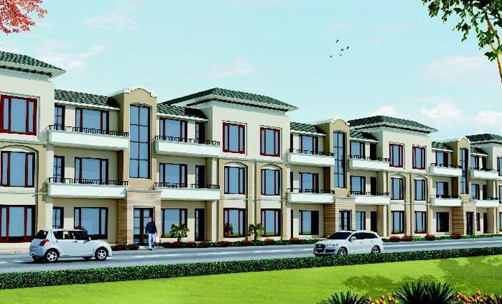 Shiwalik Avenue, Mohali - Residential Apartments