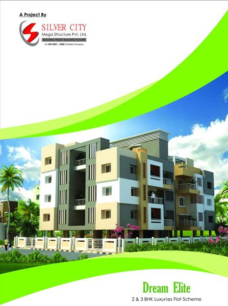 Dream Elite, Nagpur - 2 & 3 BHK Luxury Flats