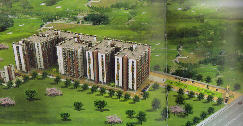 Oyster Park-1, Bhiwadi - 2/3 Bedroom Apartment