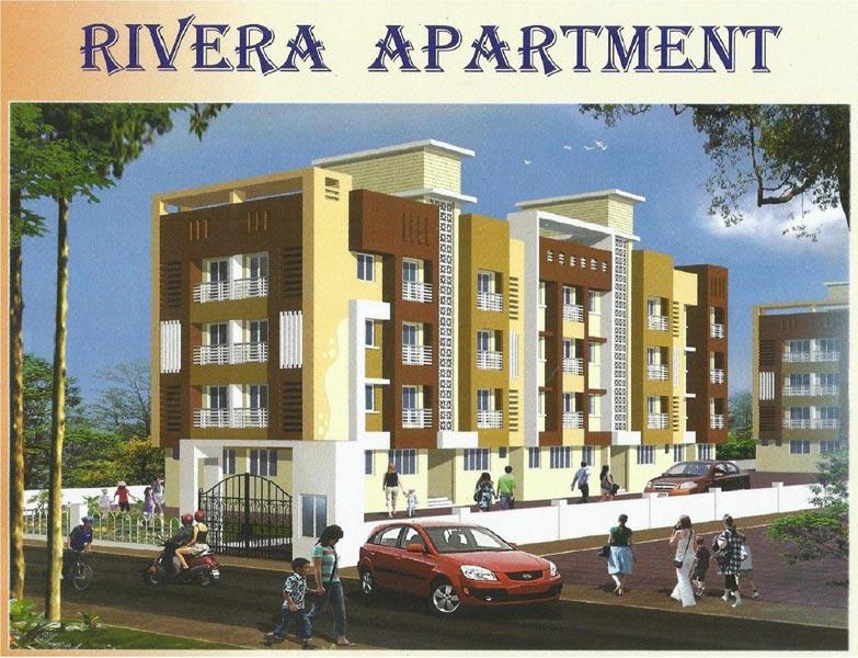 Rivera Apartments, Thane - 1 BHK Apartments