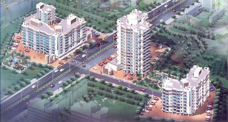Salasar Aangan, Mumbai - Residential Apartments