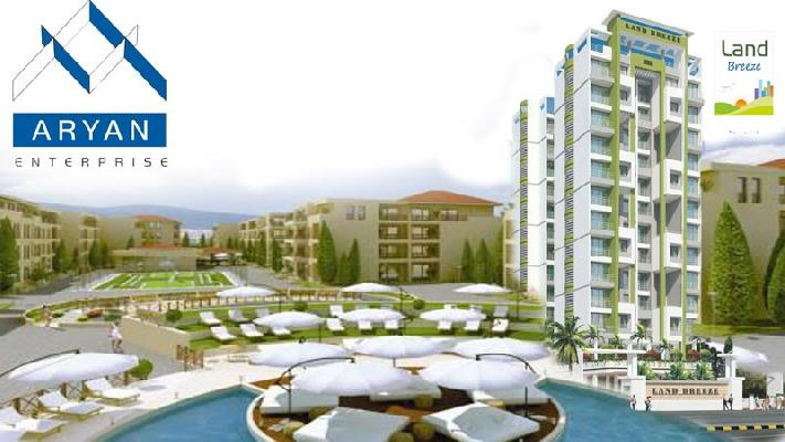 Land Breeze, Navi Mumbai - 2/2.5 BHK Apartments