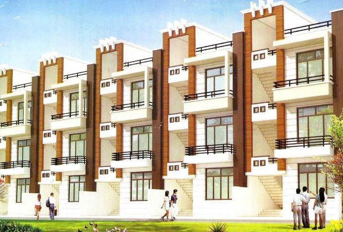 Silver City, Meerut - 2/3 Residential Apartments