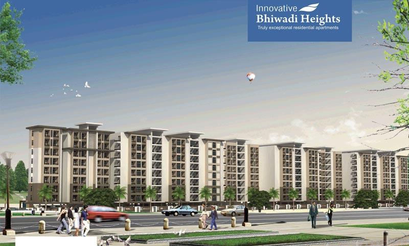 Innovative Bhiwadi Heights, Bhiwadi - 1/2 BHK Apartments