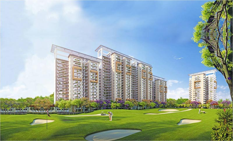 CHD Developers 106 Golf Avenue, Gurgaon - Residential Apartments