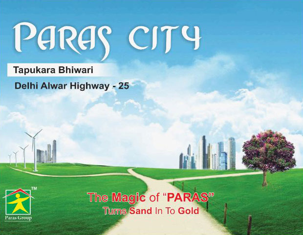 Paras City, Bhiwadi - Residential Plot