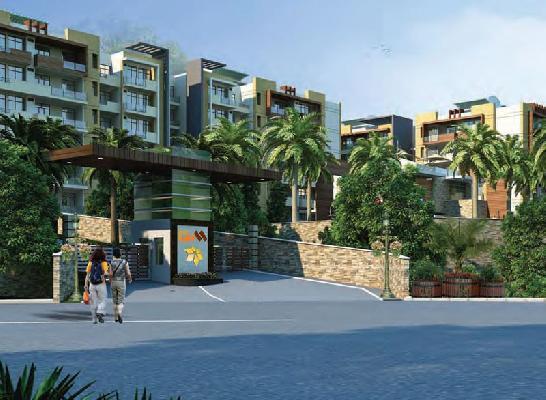 Golden Manor, Dehradun - The Premium Apartment