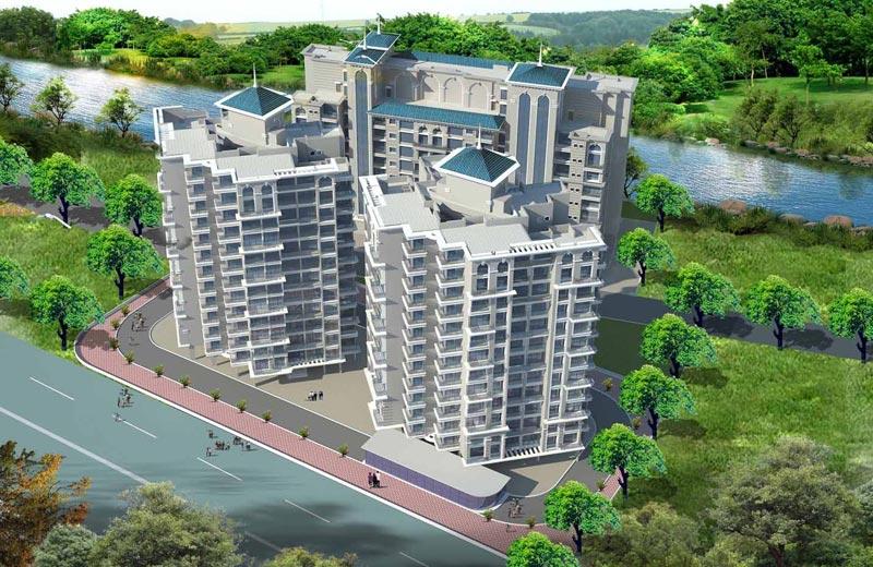 La Riveria, Navi Mumbai - 1 & 2 BHK Apartments