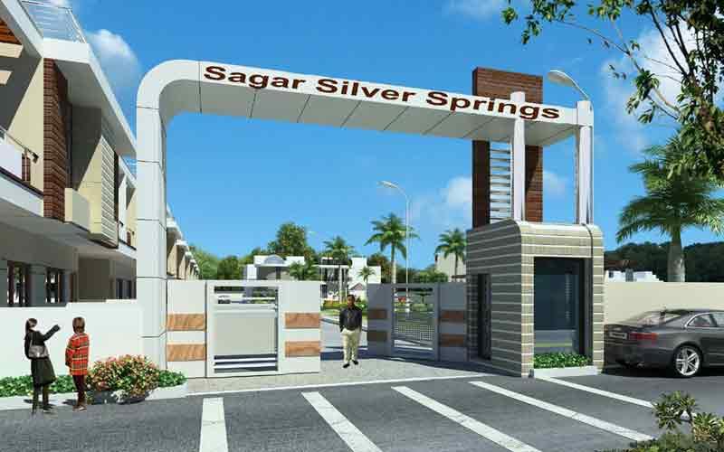 Sagar Silver Springs, Bhopal - 3 & 4 Luxurious Villa