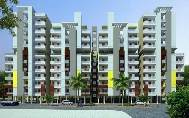 Sagar Landmark, Bhopal - 2/3/4 BHK Apartments