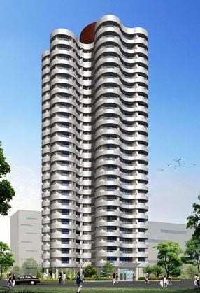 Monte Vista, Mumbai - Residential Apartments