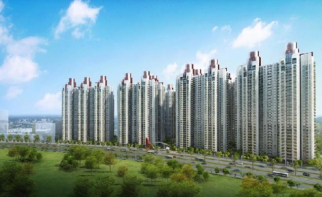 Nexzone, Navi Mumbai - Residential Apartments