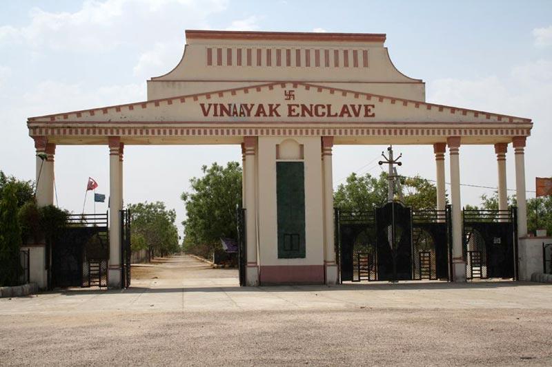 Vinaayak Enclave, Jaipur - Residential Freehold Plots Cum Commercial Shops