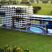 SRS Emerald Court - Nh 2, Faridabad