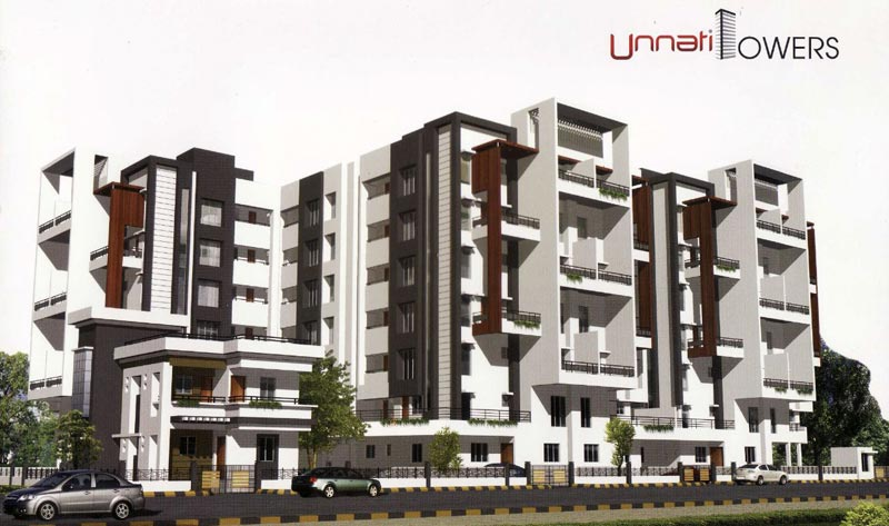 Unnati Towers, Nagpur - Residential Apartments