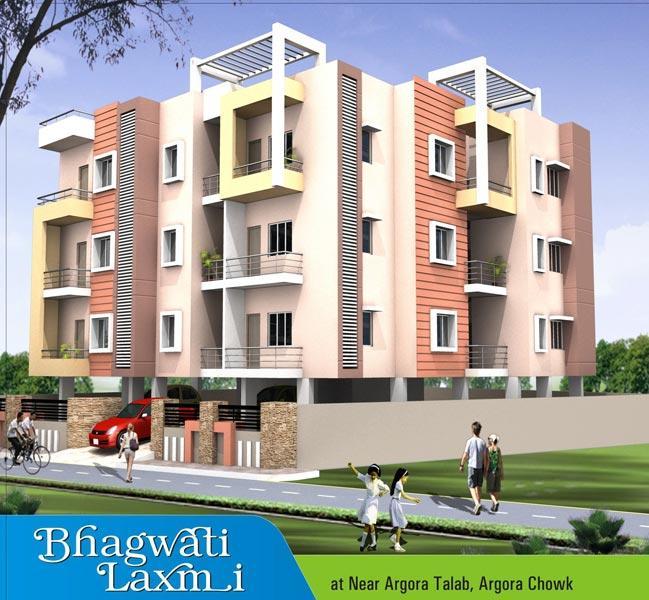 Bhagwati Laxmi, Ranchi - 2 BHK & 3 BHK Apartments