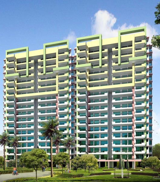 SRS Royal Hills II, Faridabad - Residential Apartments