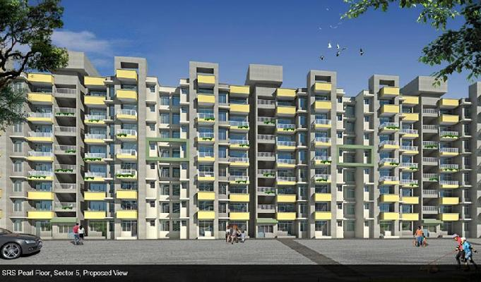 SRS Pearl Floors, Faridabad - 3 BHK Residential Apartments